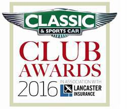 Morris Minor Owners Club receives club of the year award