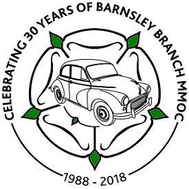 Barnsley Branch Celebrates 30 years with an update