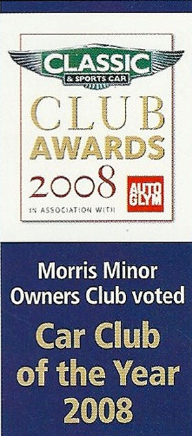 MMOC wins Classic Club of the year